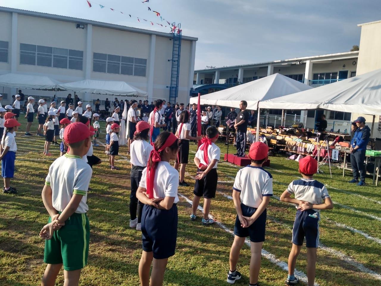 アグアスカリエンテス日本人学校の運動会 | 在レオン総領事館
