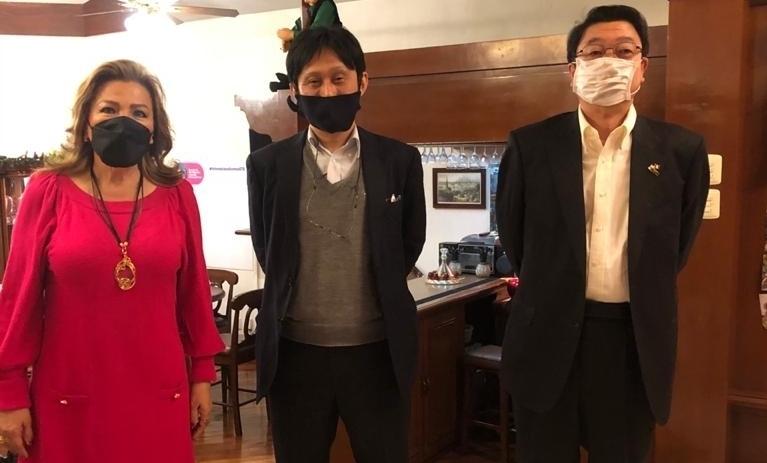 正本 外務省中南米局中米カリブ課長は、グアナファト州を訪問し、日本 ...